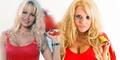 Terobsesi Pamela Anderson, Wanita Ini Operasi Plastik Rp 381 Juta