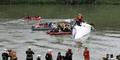 Video Menegangkan Kecelakaan Pesawat di Taiwan