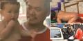 Agar Tumbuh Kuat, Ayah Rendam Bayi 2 Tahun di Air Es