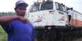 Cegat Kereta Api, 2 Petani Malang Berjasa Hindarkan Kecelakaan