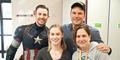 Chris Evans 'Captain America' Hibur Anak-anak di Rumah Sakit