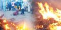 Dicurigai Bawa Bom, Gadis Remaja di Nigeria Dibakar Warga