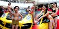 Foto Bocah Jadi Model Bareng Wanita Seksi Diprotes