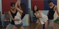 Heboh Video Goyang Hot Bella Shofie Saat Latihan Koreo