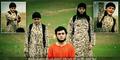 Bocah 10 Tahun Jadi Algojo ISIS Tembak Mati Mata-mata Israel