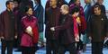Jokowi Jaga Gengsi Duduk Di Antara Obama dan Putin