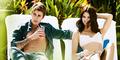 Justin Bieber-Kendall Jenner Pose Mesra & Seksi di Majalah Vogue