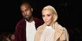 Kanye West Kembali Raba Bokong Seksi Kim Kardashian