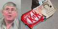 Karyawan Rampok Duit Kantor Dimasukan Bungkus KitKat