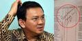 Tulisan Ahok 'Pemahaman Nenek Lu!' Bikin Anggota DPRD Ngamuk