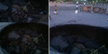 Lubang Misterius Sedalam 3 Meter Muncul di Kantor Walikota Yogyakarta