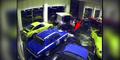 Maling Berhasil Gondol Mobil 1,5 Miliar Dalam 40 Detik