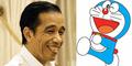 Pengamat: Doraemon Masih Lebih Sakti Dari Jokowi