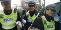 Polisi Ganteng di Tiongkok Sulit Bertugas Diserbu Puluhan Cewek