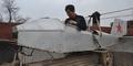 Pria China Bikin Pesawat Aluminium, Bisa Terbangkah?