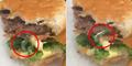 Pria ini Temukan Ulat Hidup di Burgernya