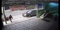 Rekaman Pencurian Motor Matic di Daerah Koja