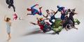 Sisi Lain Kehidupan Superhero Karya Edy Hardjo