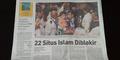 Situs Islam Diblokir, #KembalikanMediaIslam Jadi Trending Topic