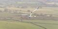 Uji Coba Terbang Drone Internet Facebook Sukses
