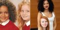 Uniknya Saudari Kembar Tapi Beda Ras Asal Inggris