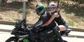Video Bahayanya Biker Cewek Pakai Rok Mini