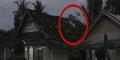 Video Begal Sakti Dikepung Polisi Hilang di Atap Rumah Warga