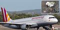 Video Pesawat Germanwings Jatuh di Perancis, 150 Orang Tewas