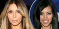Wajah Cantik Kim Kardashian Hasil Operasi Plastik?