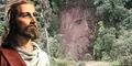 Wajah Yesus Muncul di Bukit Kolombia Usai Bencana Longsor