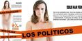 Wanita Calon Wali Kota Spanyol Bugil di Poster Kampanye