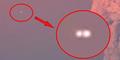 Ada Penampakan UFO Saat Gunung Calbuco Chili Meletus