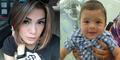 Baby Al, Anak Nikita Mirzani Jadi Model Iklan
