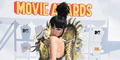 Bai Ling Pakai Kostum Naga Seksi di MTV Movie Awards 2015