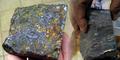 Batu Serat Emas Asli Raja Ampat Dihargai Rp 250 Juta