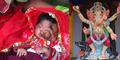 Bayi Berbelalai Lahir di India, Dipercaya Titisan Dewa Ganesha