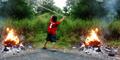 Bocah Kelas 4 SD Tewas Terpanggang Saat Bakar Sampah