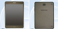 Bocoran Foto & Spesifikasi Samsung Galaxy Tab 5
