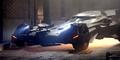 Foto Batmobile di Batman v Superman: Dawn of Justice