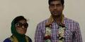 Gadis India Korban Siraman Air Keras Dinikahi Pria Tampan