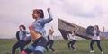 Gadis Rusia Goyang Seksi Twerking di Monumen Perang Dunia II Dipenjara
