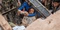 Gempa 7,9 SR Guncang Nepal, 2.500 Tewas