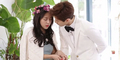 Heboh Ciuman Kilat Henry Suju-Kim Yewon di We Got Married