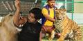 @humaidalbuqaish Pria Kaya Pamer Pelihara Singa Populer di Instagram