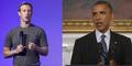 Ini Alasan Obama & Mark Zuckerberg Tak Pernah Ganti Baju