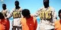 ISIS Rilis Video Penggal 30 Kristen Ethiopia di Libya