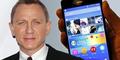James Bond Tolak Pakai Smartphone Sony, Pilih Samsung