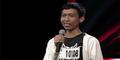 Jarang Nyanyi, Yudi Suryono Lolos Audisi X-Factor Indonesia