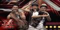 Kocak, One Direction KW Nyanyi Kereta Malam di X-Factor Indonesia
