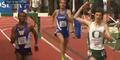 Kocak, Selebrasi Duluan Atlet Pelari Pepiot Malah Kalah